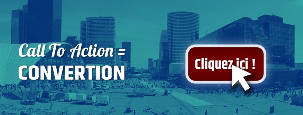 Pour un site commercialement efficace, misez sur le Call-To-Action !