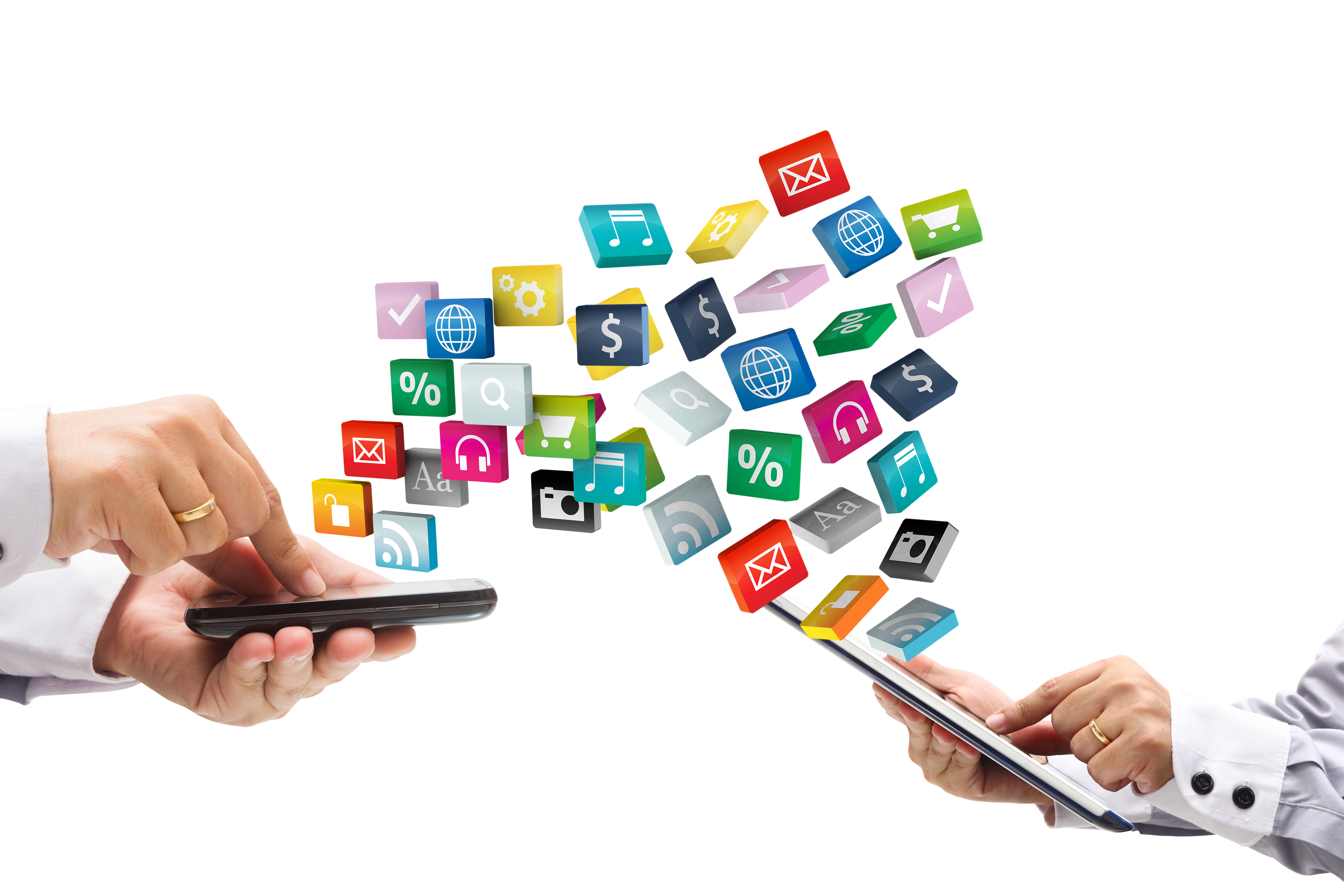 Tout sur l'application mobile