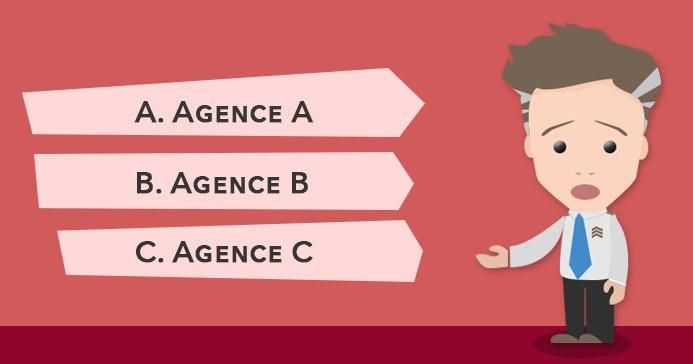 Comment trouver une agence web