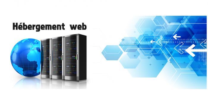 l'hergement site web