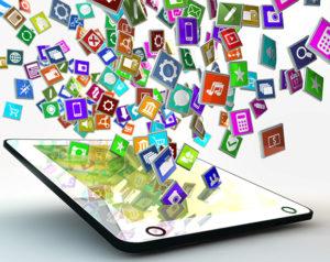 le développement application mobile